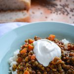 Curry and Masala Lentils