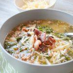 Olive Garden Copycat - Zuppa Toscana in the Instant Pot