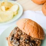 Brown Bear Loose Meat Sandwiches - Easy Ground Beef Recipe