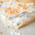 Coconut Cream Shortbread Bars - Dessert for a Crowd