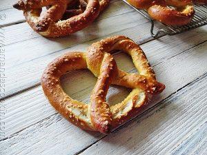 Homemade German Pretzels - Amanda's Cookin