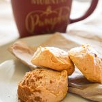Pumpkin Pie Cheesecake Bites - Easy No Bake Dessert