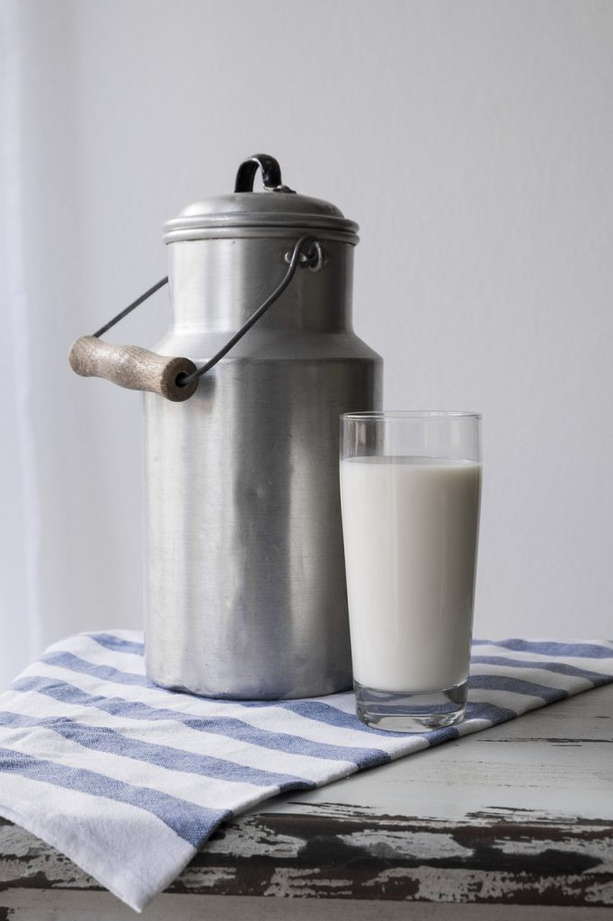 """There are options for keeping milk for much longer than the """"Sell by"""" date."""
