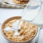 Peanut Butter Cookie Oatmeal