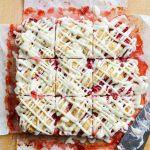Strawberry Oatmeal Crumb Bars